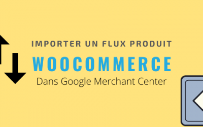 Comment importer un flux produit Woocommerce sur Google Merchant Center ?