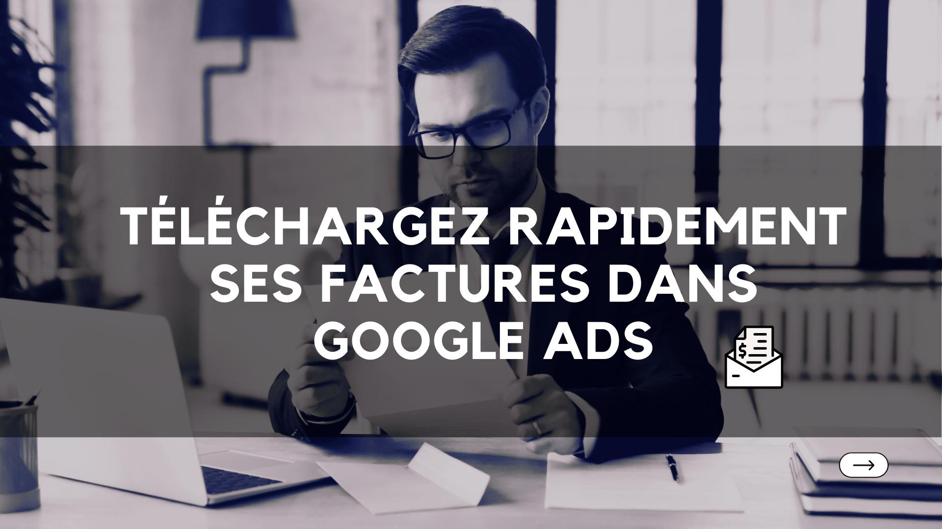 Facture Google