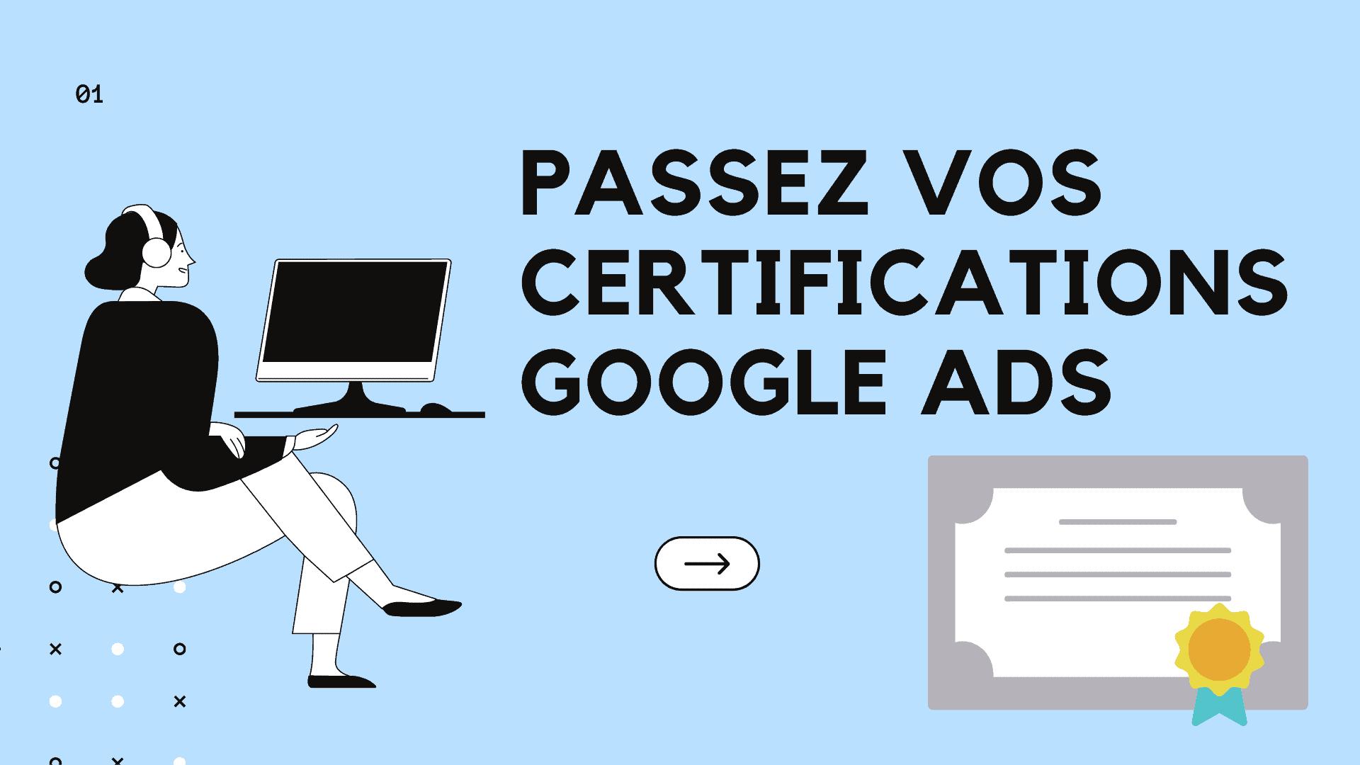 Certification Google