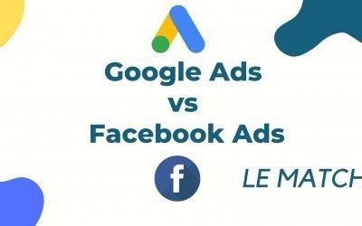 Google Ads vs Facebook Ads